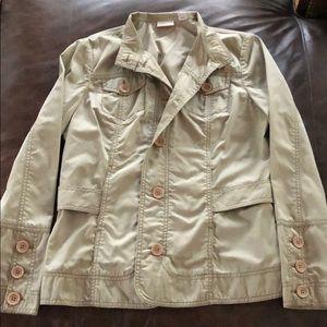 Halogen Military Jacket Size Large